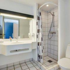 Отель Danhostel Vejle Номер категории Эконом с различными типами кроватей фото 4