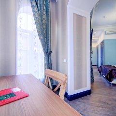 Мини-Отель Элегия Санкт-Петербург комната для гостей фото 4