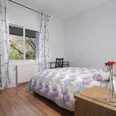 Апартаменты Arco De Triunfo Apartment Барселона комната для гостей фото 5