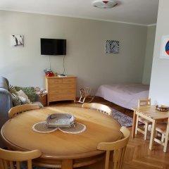 Отель Volna Апартаменты с различными типами кроватей фото 6