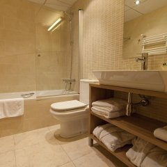 Отель Nubahotel Vielha Испания, Вьельа Э Михаран - отзывы, цены и фото номеров - забронировать отель Nubahotel Vielha онлайн ванная