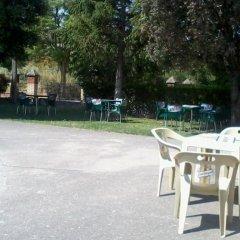 Отель Hostal Linares парковка