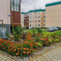 Гостиница Pushkin-Dom Na Gospitalnom парковка