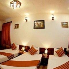 Hanoi Street Hotel 2* Стандартный семейный номер с двуспальной кроватью фото 4