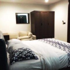 Отель Baan I-Saran Стандартный номер с различными типами кроватей