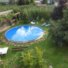Отель Pension Sunnhofer Терлано бассейн фото 3