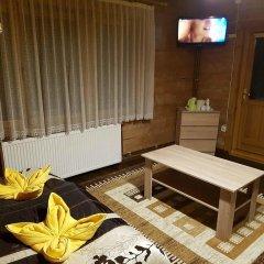 Отель Camping Harenda Pokoje Gościnne i Domki Закопане комната для гостей фото 4