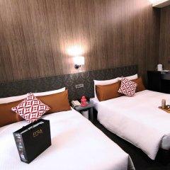 Ximen 101-s HOTEL 3* Стандартный семейный номер с различными типами кроватей фото 9