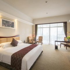 Guangzhou Phoenix City Hotel 4* Представительский номер с разными типами кроватей фото 3