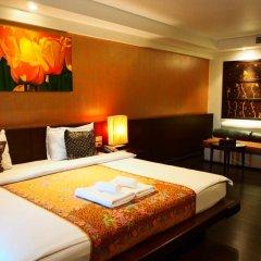 Отель Baan Suwantawe Студия с двуспальной кроватью фото 4