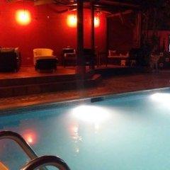 Hotel Casa La Cumbre Сан-Педро-Сула бассейн