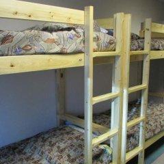 Хостел 4&4 Кровать в общем номере фото 14