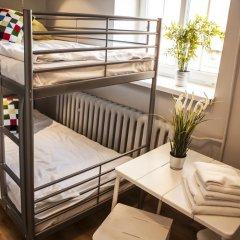 Bi-Pi Hostel Стандартный номер с разными типами кроватей фото 39