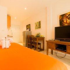 Апартаменты Mosaik Luxury Apartments Студия с различными типами кроватей фото 3