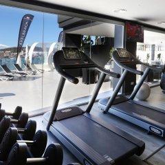 Отель AxelBeach Ibiza Spa & Beach Club - Adults Only фитнесс-зал