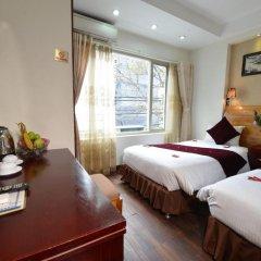 B & B Hanoi Hotel & Travel 3* Номер Делюкс с 2 отдельными кроватями фото 8