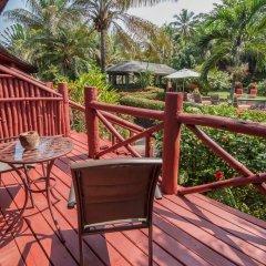Отель Bom Bom Principe Island 4* Бунгало с различными типами кроватей фото 17