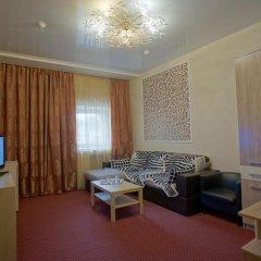 Гостиница Kompleks Nadezhda 2* Номер Делюкс с различными типами кроватей фото 15