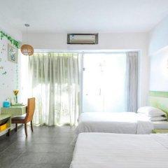 Апартаменты Fenghuang Rujia Holiday Apartments - Sanya Bay Branch комната для гостей фото 4