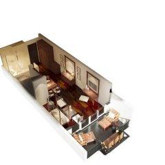 Отель JW Marriott Khao Lak Resort and Spa 5* Люкс с различными типами кроватей фото 6
