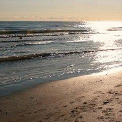 Hotel Carmen Viserba пляж фото 2
