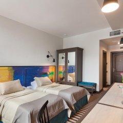 Panorama Hotel 4* Стандартный номер с различными типами кроватей фото 2