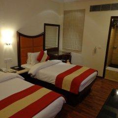 Hotel Aura 3* Стандартный семейный номер с двуспальной кроватью фото 5