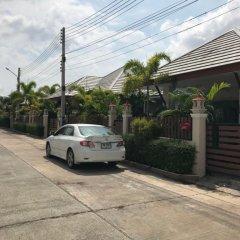 Отель Baan Dusit View 178/92 парковка