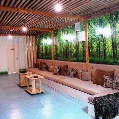Хостел CENTRE Кровать в общем номере двухъярусные кровати фото 10