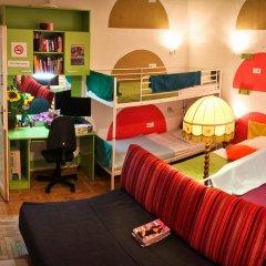 Hostel Budapest Center Стандартный номер с различными типами кроватей фото 5