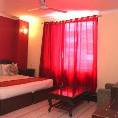 Hotel Unistar 3* Номер Делюкс с различными типами кроватей фото 13