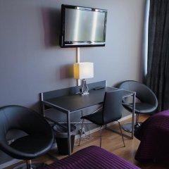 Отель Liljeholmens Stadshotell Полулюкс с различными типами кроватей фото 5