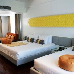 Отель Z Through By The Zign 5* Номер Делюкс с 2 отдельными кроватями фото 5