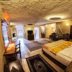 Gamirasu Hotel Cappadocia 5* Люкс с различными типами кроватей фото 24