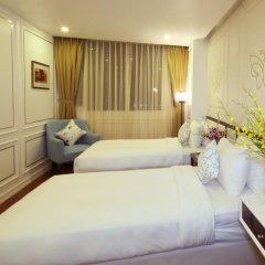 A & Em Hotel - 19 Dong Du 3* Представительский номер с 2 отдельными кроватями фото 7