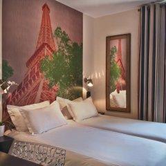 Отель Alpha Tour Eiffel Булонь-Бийанкур комната для гостей фото 4
