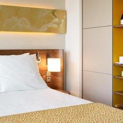 Radisson Blu Hotel Lyon 4* Стандартный номер с различными типами кроватей фото 7