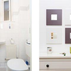 Апартаменты HeyMi Apartments Stephansdom Вена ванная