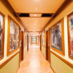 Отель ID Residences Phuket интерьер отеля