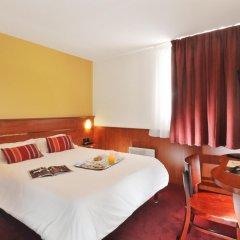 Brit Hotel Rennes St Grégoire - Le Villeneuve 3* Стандартный номер с различными типами кроватей фото 2