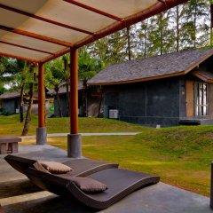 Отель Twin Lotus Koh Lanta 4* Вилла с различными типами кроватей фото 21