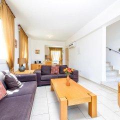 Отель Villa Amanda Кипр, Протарас - отзывы, цены и фото номеров - забронировать отель Villa Amanda онлайн комната для гостей