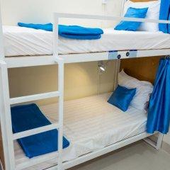 The Luci's House - Hostel Кровать в общем номере с двухъярусной кроватью