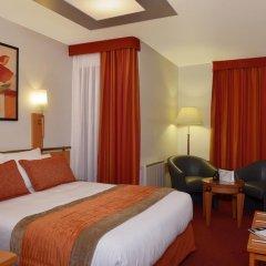 Отель Opera Cadet 4* Стандартный номер с двуспальной кроватью фото 2