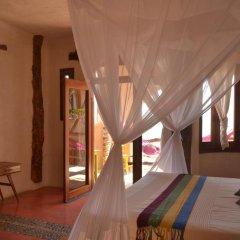 Отель Posada del Sol Tulum 3* Улучшенный номер с различными типами кроватей фото 11