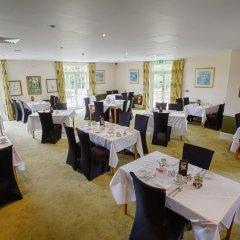 Отель Donnington Grove and Country Club питание фото 3