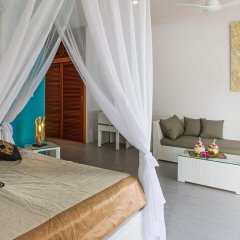 Отель Moon Cottage 3* Коттедж с различными типами кроватей фото 9