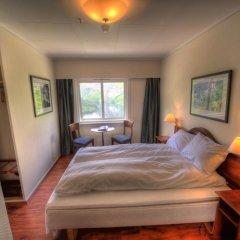 Отель Hotell Utsikten Geiranger - by Classic Norway 2* Стандартный номер с двуспальной кроватью фото 10