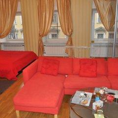 Апартаменты Невская классика Номер категории Эконом с двуспальной кроватью (общая ванная комната) фото 5