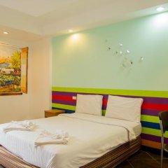 Отель Thai Royal Magic Стандартный номер с различными типами кроватей фото 23